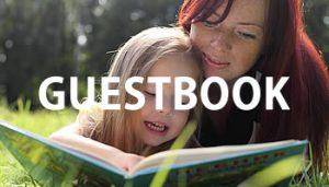 Guestbook Ciasa Ciadin